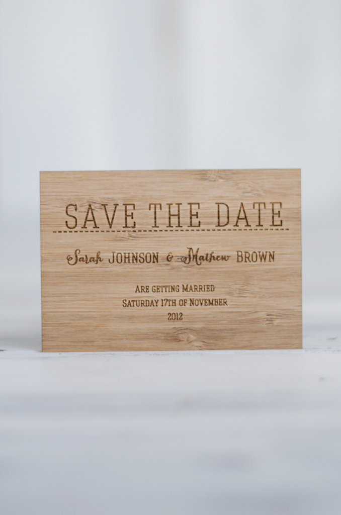 Save The Date - Classic