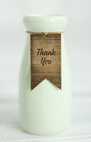 Thank you Gift Tags - Classic Pack