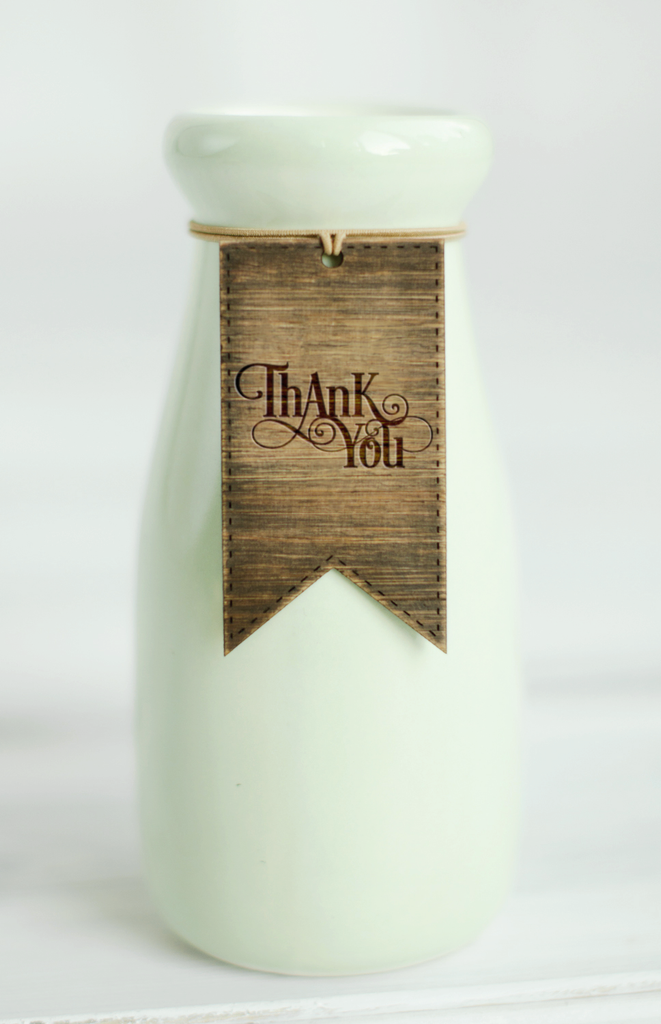 Thank you Gift Tags - Fancy Pack