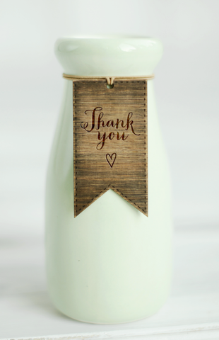 Thank you Gift Tags - Swirl Pack