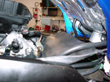Suzuki SV650 Heat Shield