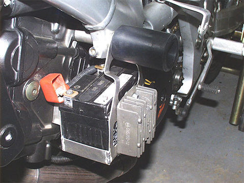Suzuki SV650 Battery Box