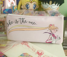 Load image into Gallery viewer, She is the One Pencil Pouch