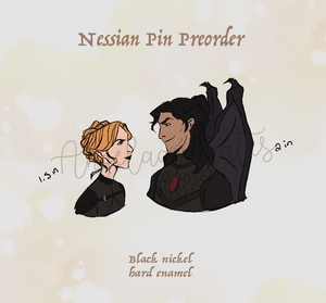 Nessian Pin Set