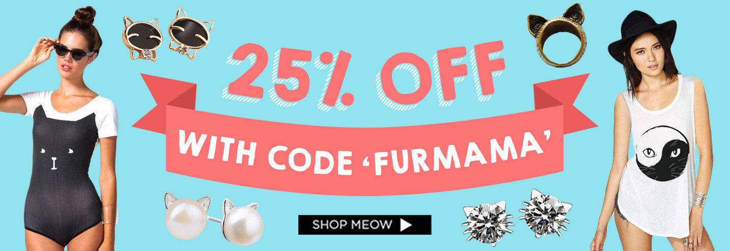 meowingtons promo crazy cat lady gifts for her gifts for cat lovers discount code