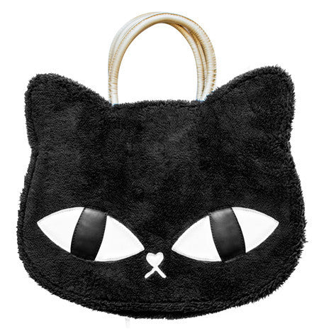 meowingtons cat purse