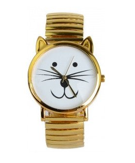meowingtons cat watch gift