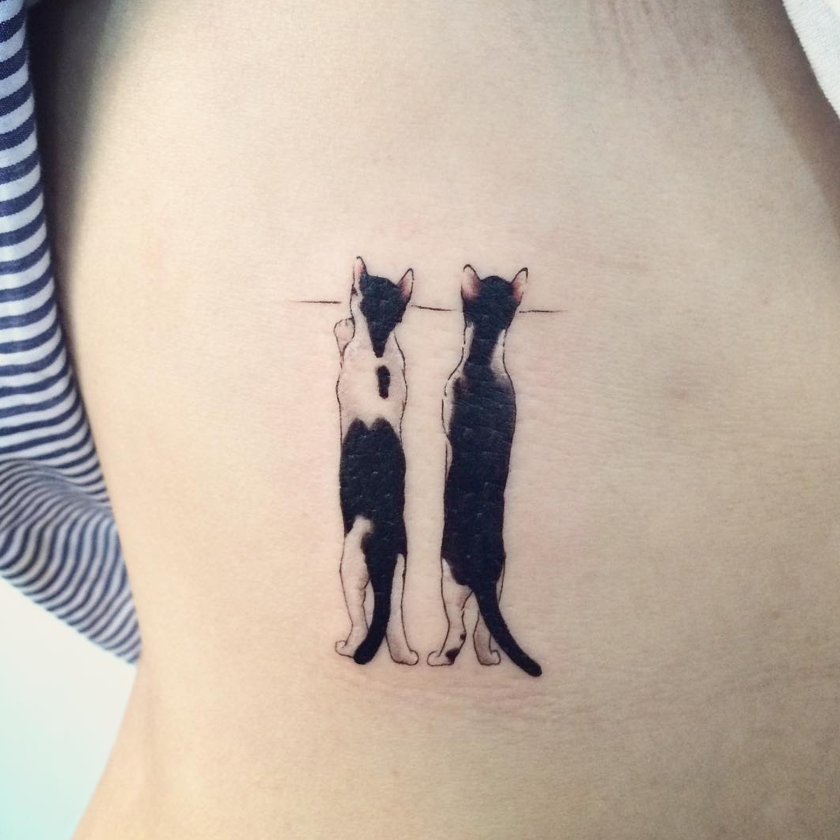 18 Cat Tattoo Ideas That Will Inspire Any Cat Lover Meowingtons