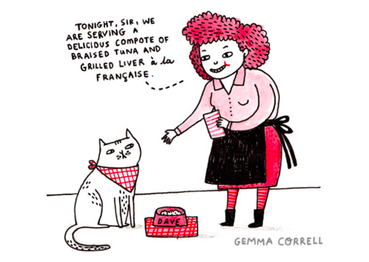 cat comic gemma correl cat wine cat