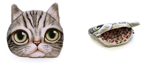 934c94ec Walk on the sunny side of life with this Sunny Cat Coin Purse!