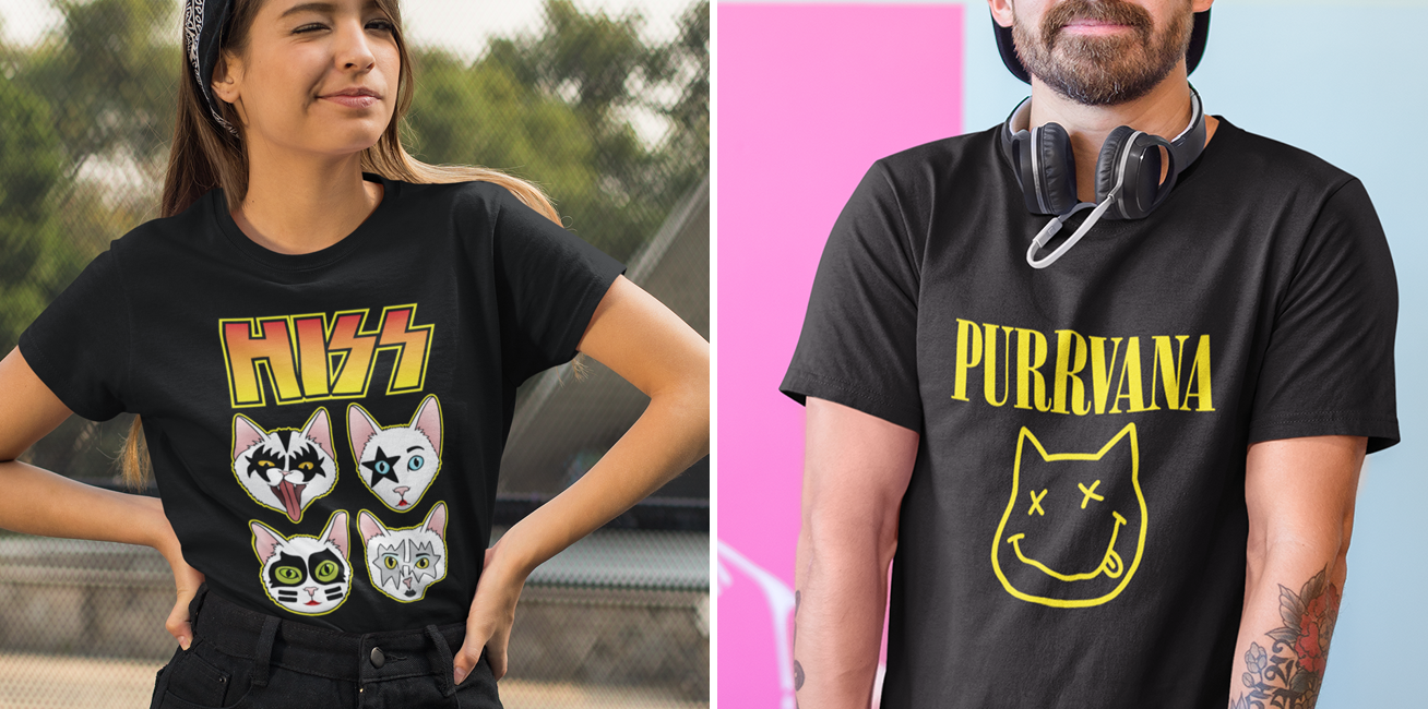 12 Tees Cat Lovers Will Want In Their Closet