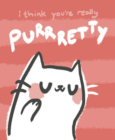 14 Purrfect Puns For Your Pun Loving Valentine Meowingtons