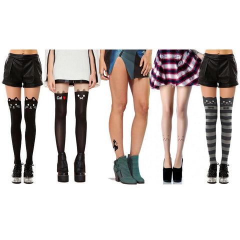 Knee High Catyhose Bundle
