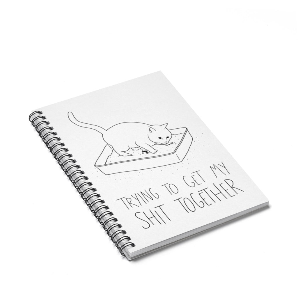 Shit Together Notebook