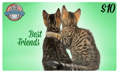 Best Friends Gift Card