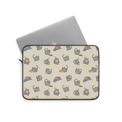 Milton the Cat Laptop Sleeve