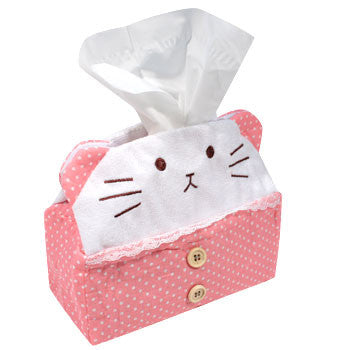 Hiku Cat Tissue Dispenser