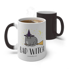 Bad Witch Color Changing Mug