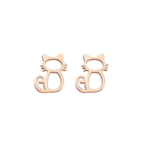 Darling Cat Earrings