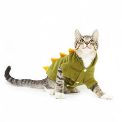 Dinosaur Cat Costume