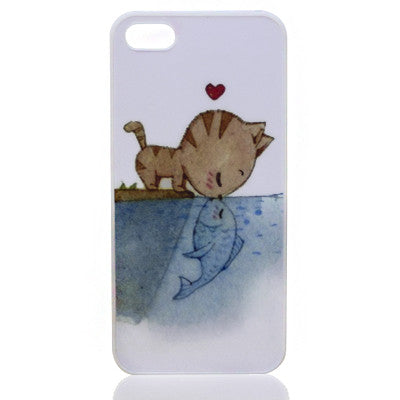 Fish Kiss Phone Case