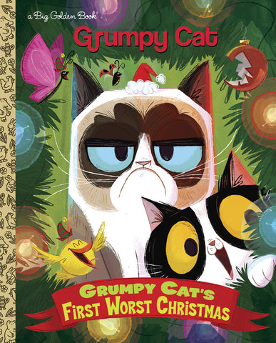 Grumpy Cat's First Worst Christmas Book