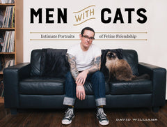 Men With Cats Book