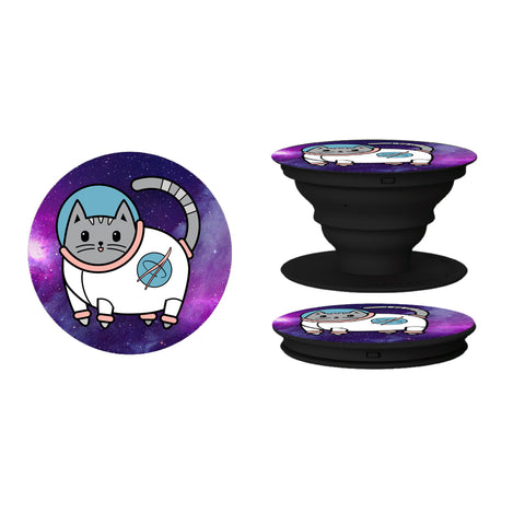 Meowter Space Milton Phone Pop