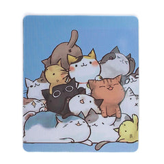 Cat Mountain Mouse Pad