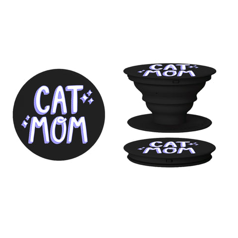 Cat Mom Phone Pop