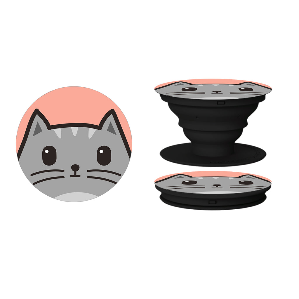 Milton the Cat Phone Pop