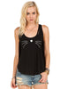 Cat Whiskers Tank Top