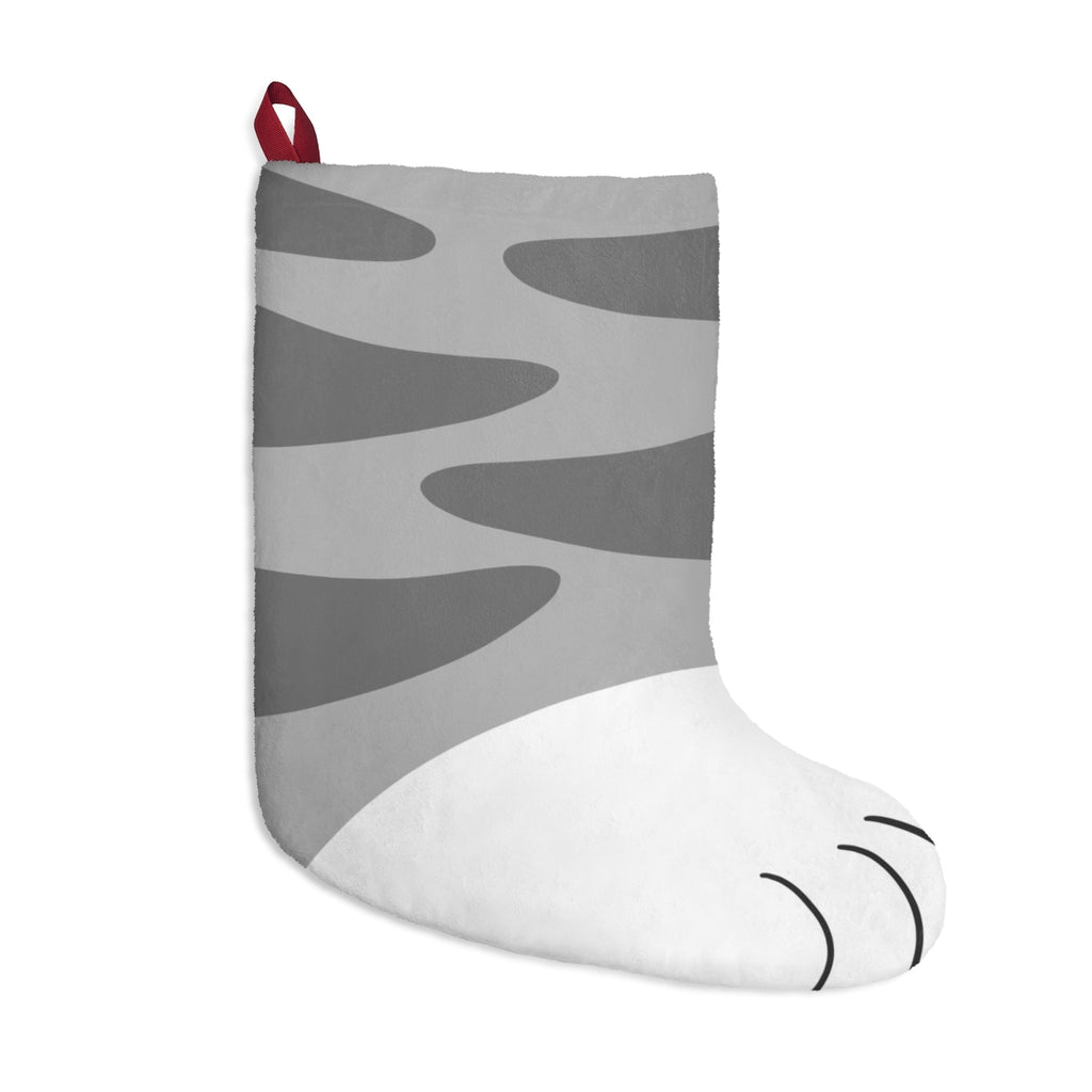 Cat Paw Christmas Stocking