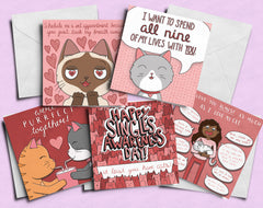 Say I Love You Greeting Cards