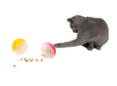 Work Fur It Cat Treat Ball