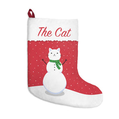 The Cat's Christmas Stocking