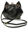 Black Bombay Cat Purse