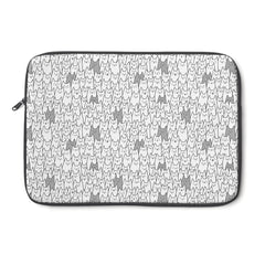 Crowded Cats Laptop Sleeve