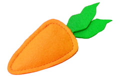 Baby Carrot Catnip Toy