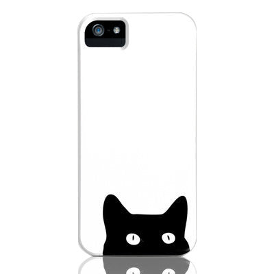 Creeper Cat Phone Case