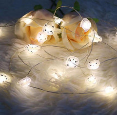 Starlight Cat String Lights