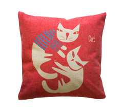 CAT Toss Pillow