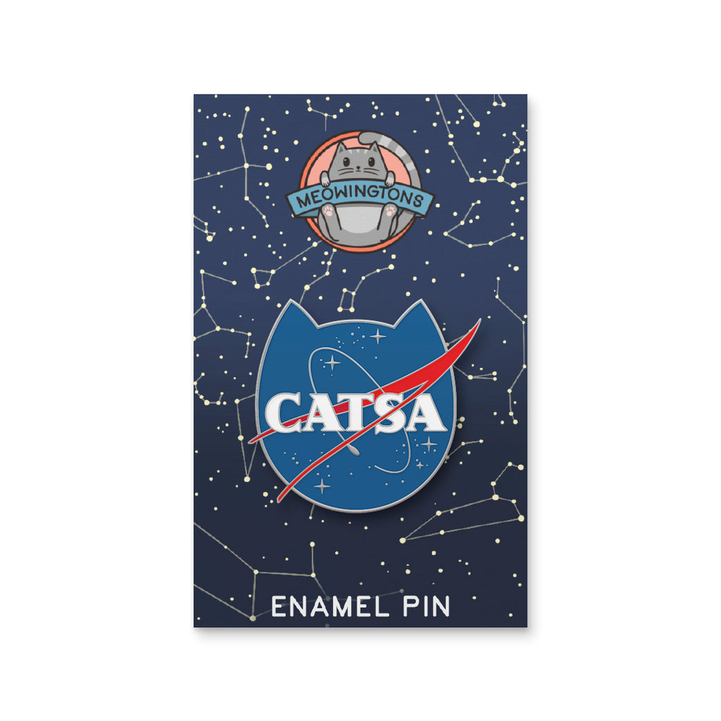 CATSA Space Pin