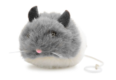 Chubby Hamster Cat Toy