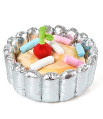 cute sprinkle cup cake cat bed