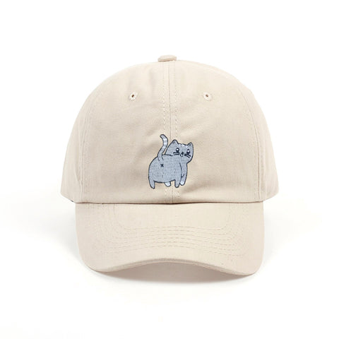 Milton's Cat Butt Dad Hat