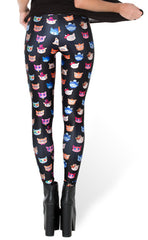 Disco Cat Leggings