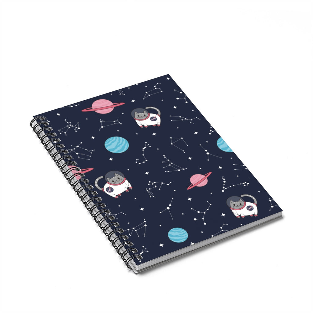 Space Cat Notebook