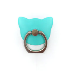 Cat Face Phone Ring Stand