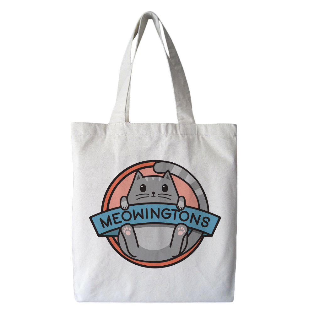 ca6b63b9d42 Cat Tote Bags at Meowingtons | Ships worldwide.